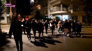 Κάλαντα στους δρόμους του Κιλκίς από το 2ο Γυμνάσιο - Eidisis.gr webTV