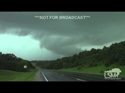 6-22-15 Albia, IA Possible Tornado Damage