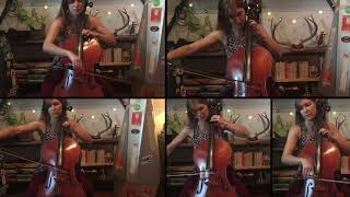 SKYRIM - Far Horizons - cello cover by La Violoncelliste