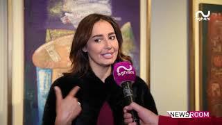 أحمد شيحا يفتتح معرضه التشكيلي بحضور بناته هنا، حلا ومايا.. ما علاقة محمد رمضان وأحمد فلوكس؟!