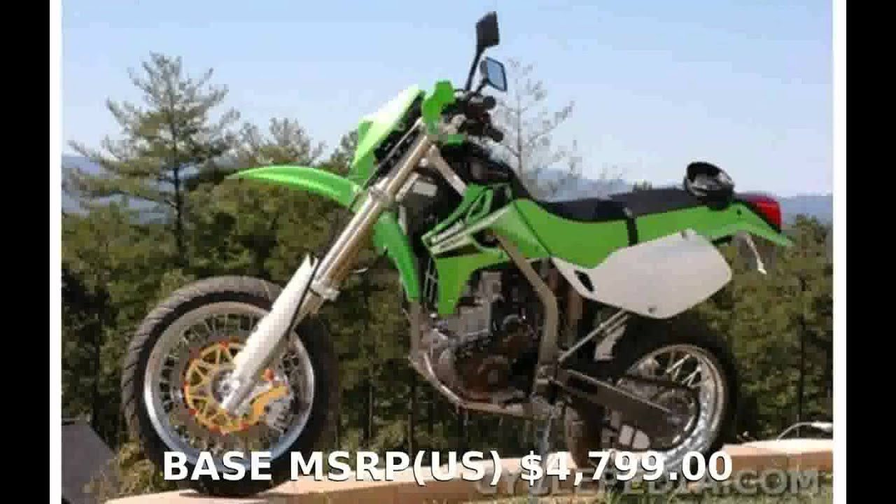 2007 Kawasaki KLX 250S - Specification & Specs - YouTube