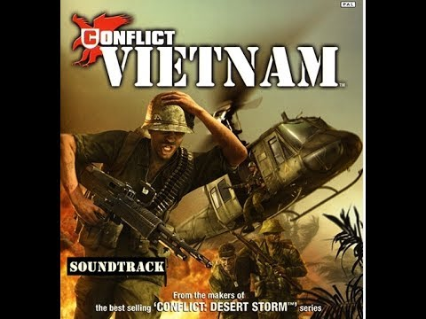 "Conflict Vietnam Soundtrack (2005) [Full EP] {only licensed game ost ""songs""}"