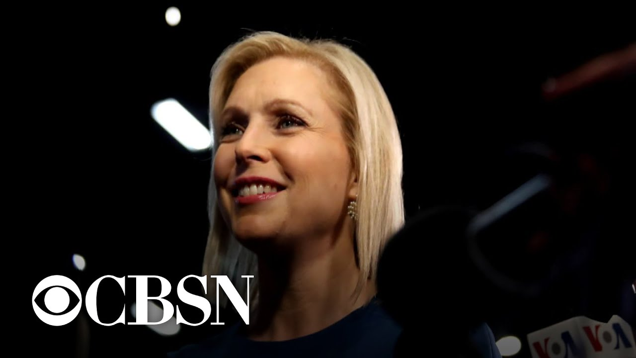 Sen. Kirsten Gillibrand drops out of the presidential race