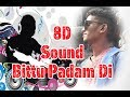 Trisha Illana Nayantara Movie Bittu Padam Di 8D Dj Remix Song