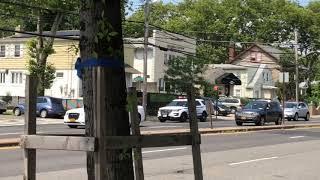 NYPD 122nd Precinct Sector Car Responding