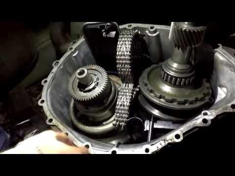 Фото к видео: Разборка №1. Вариатор CVT от Audi.