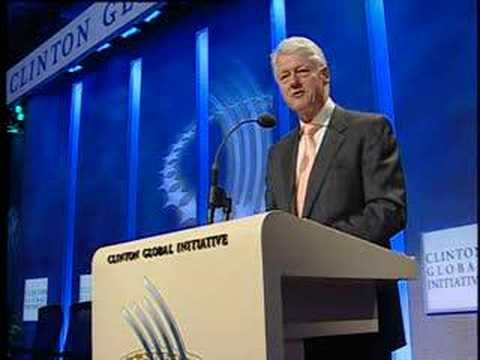 CGI 2007 Clinton Introduction