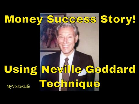 Money Miracle Success Story - Neville Goddard - Works Fast!!!
