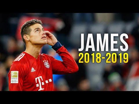 James Rodriguez - OVERALL • Skills & Goals 2018/2019
