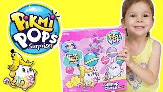 Pikmi Pops Lolli Pop Chase Game