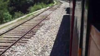 Ferrocarril Barrancas Del Cobre parte 4