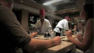Norwegian Epic - Dining