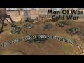 Men Of War ColdWar. Чечены, Грозный, грусть. 95 г