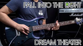 Dream Theater - Fall Into the Light - Guitar Cover
