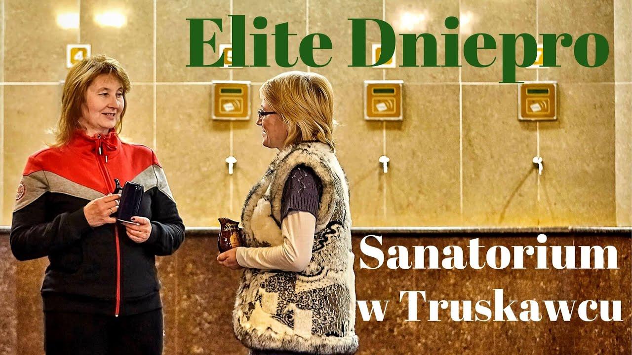 Sanatorium Elite Dniepro Truskawiec Ukraina