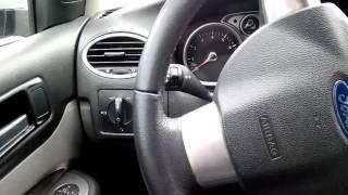 Форд фокус2 стуки в подвеске)))