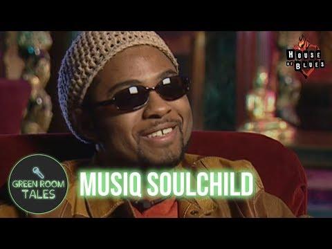 Musiq Soulchild | Green Room Tales