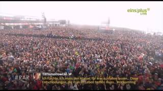 [Rock am Ring 2013] Kraftklub - Scheiß in die Disco