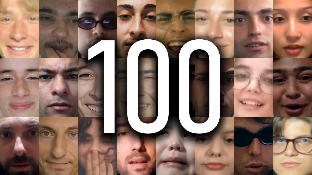 OMEGLE;100 insan deneyi.