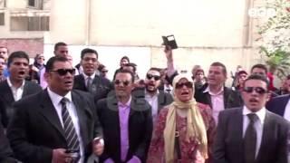 رصد | وقفة  تضامنية مع محرري المصرى اليوم أمام نقابة الصحفيين