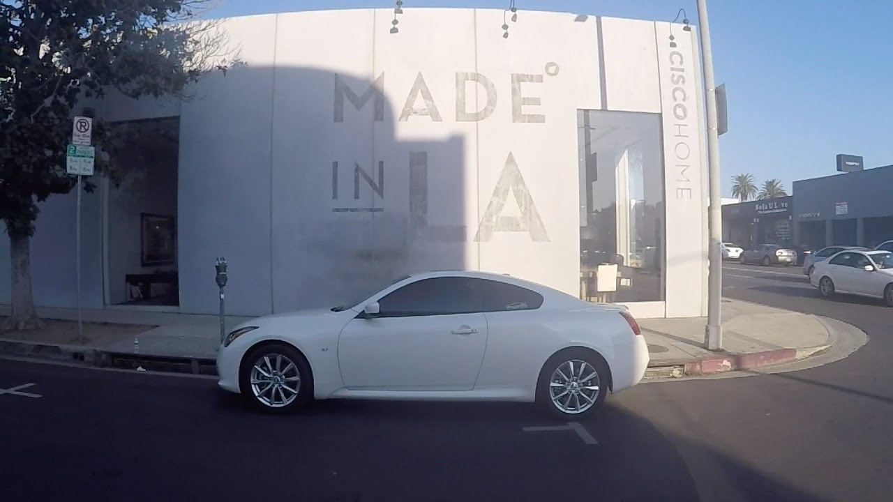 Photoshoot places for your car in Los Angeles (City Edition)