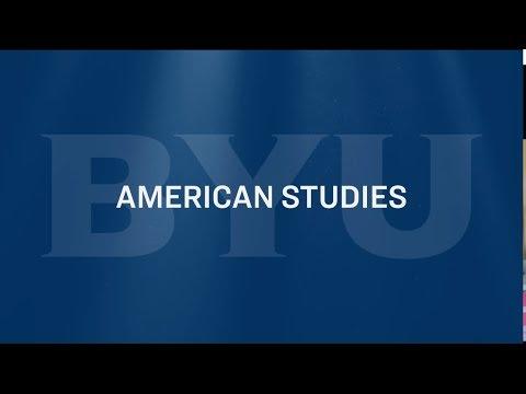 American Studies Major Snippets
