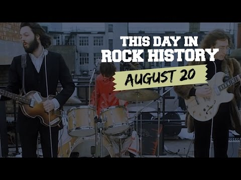 Beatles' Last Day at Abbey Road, Robert Plant is Born  - August 20 in Rock History