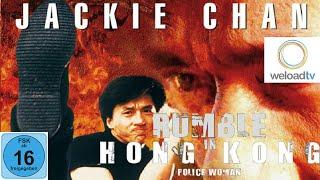 Rumble in Hong Kong - mit Jackie Chan (Martial-Arts ganzer Film in voller länge Deutsch)