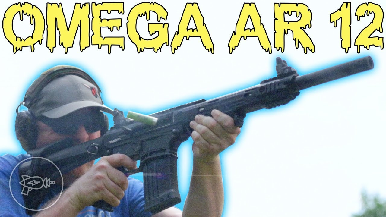 Fire Control Familiarity 🎯 Omega Arms AR-12! [Review]
