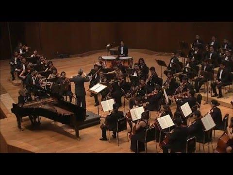 Nikolay Khozyainov - Chopin Andante Spianato and Grand Polonaise Brillante, op.22