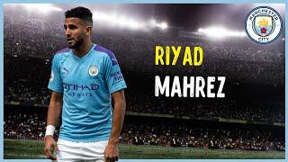 Riyad Mahrez • Genius Dribbles & Goals • Manchester City   2021