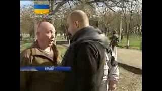Обстановка в Крыму 05.03.2014