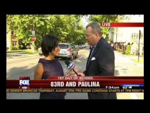 LEARN Charter Back to School - FOX Chicago Morning Coverage