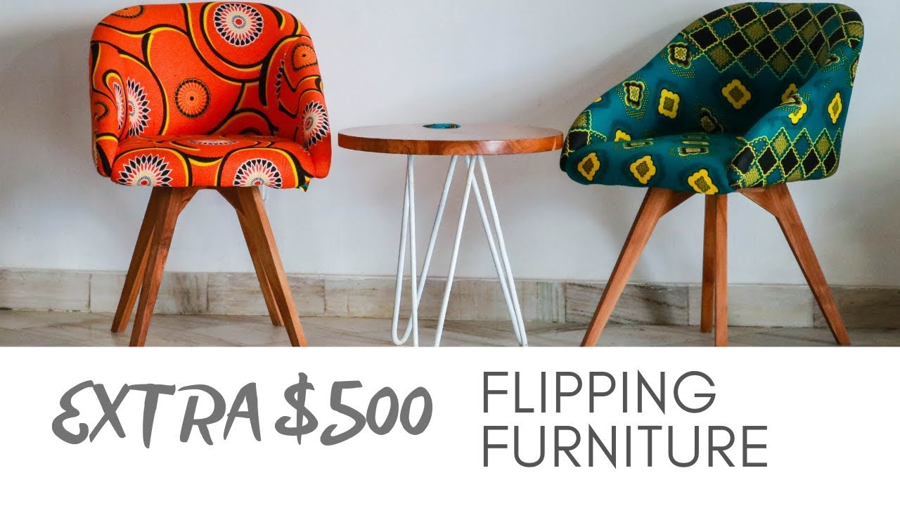 How to Make Money Flipping Furniture (Extra $500 Per Month)