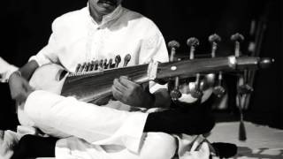 Rustgevende Muziek Indiase Klassieke Raga Traditionele Instrumentale Wereld Muziek voor ...