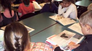 Работа детской библиотеки