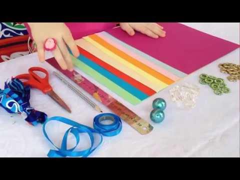 Diy Ramadan Lantern Easy Youtube