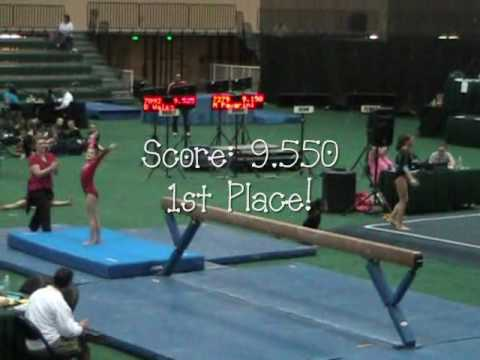 sand dollar invitational gymnastics meet 2009