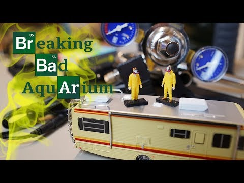 Breaking Bad Aquarium - Die Technik