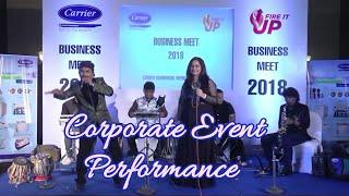 Corporate Event Performance - Singer Pramod Talawadekar