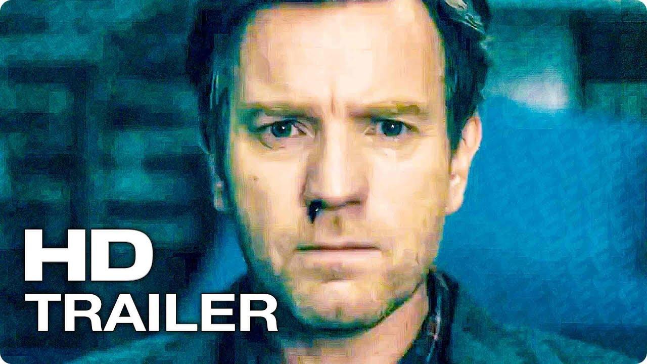 ДОКТОР СОН Русский Трейлер #1 (2019) Юэн МакГрегор, Сияние Сиквел, Стивен Кинг Horror Movie HD