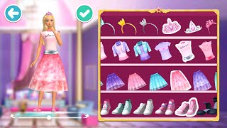 Barbie Dreamhouse Adventures - *New* Princess Adventure Update!! - Simulation Game screenshot 4