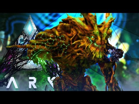 ARK Extinction - WE RIPPED ITS ARMS OFF!! - Forest Titan Taming, Extinction Boss Battle! - Gameplay