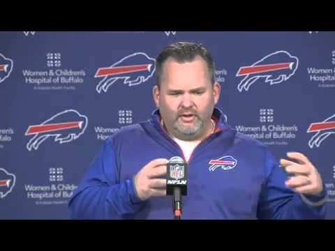Greg Roman Full Press Conference
