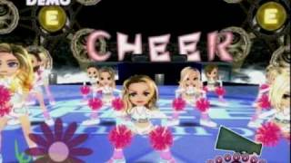 Nintendo Wii WE CHEER DEMO 23/30 THE POWER IS ON