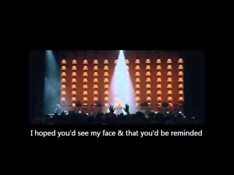 Adele - Someone Like You with lyric (Live at The Royal Albert Hall).wmv