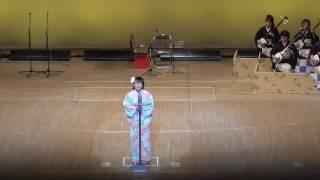 2016.7.18に開催された優利民謡会 第34回発表会より 宮田くるみ 津軽三...