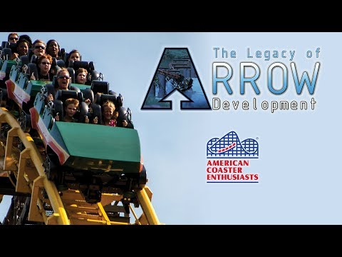 "Interesting Watch: The History of ""Arrow"" Roller Coasters Documentary"