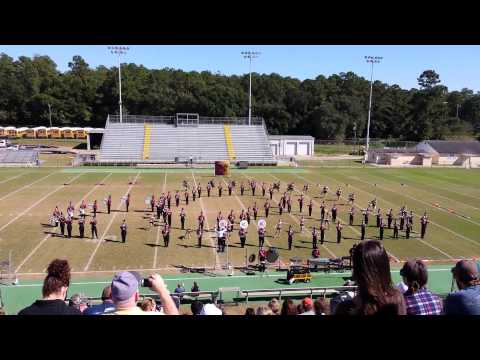 Lawton Chiles High School Marching Band MPA 2014