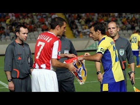 Apoel Nicosia - Crvena Zvezda 2:2 (2008.)